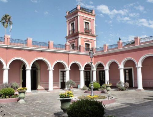 Palacio San Jose Urquiza Colon Entre Rios